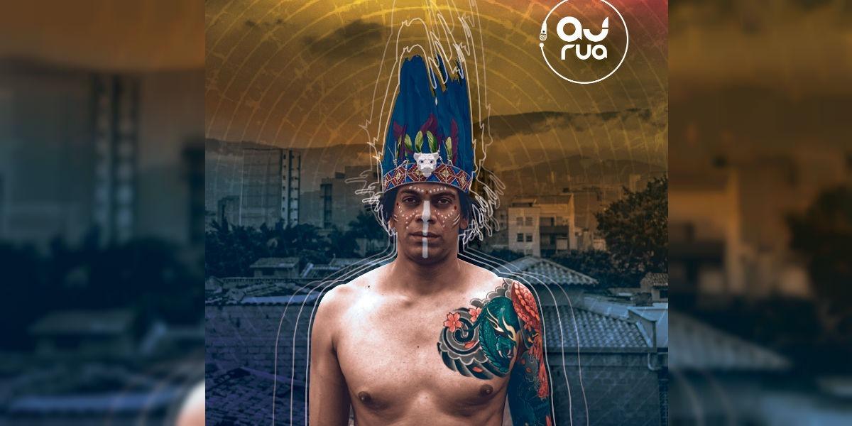 AJ Rua , el músico que toca corazones con su álbum 'Estos días Esas noches'.