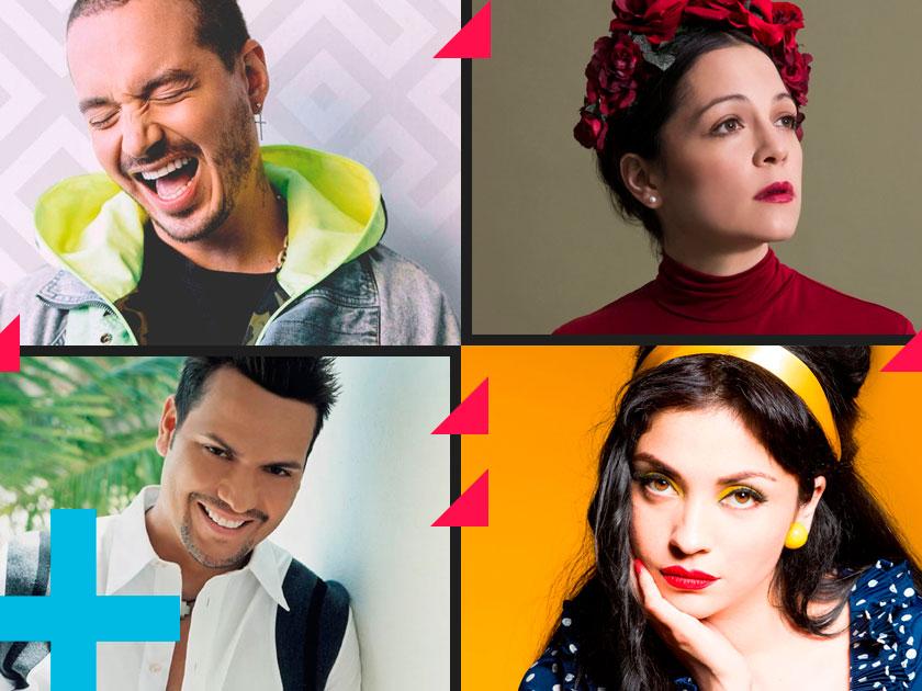 ¡CONFIRMADOS! Ellos son los artistas que se presentarán en los Latin Grammy 2018