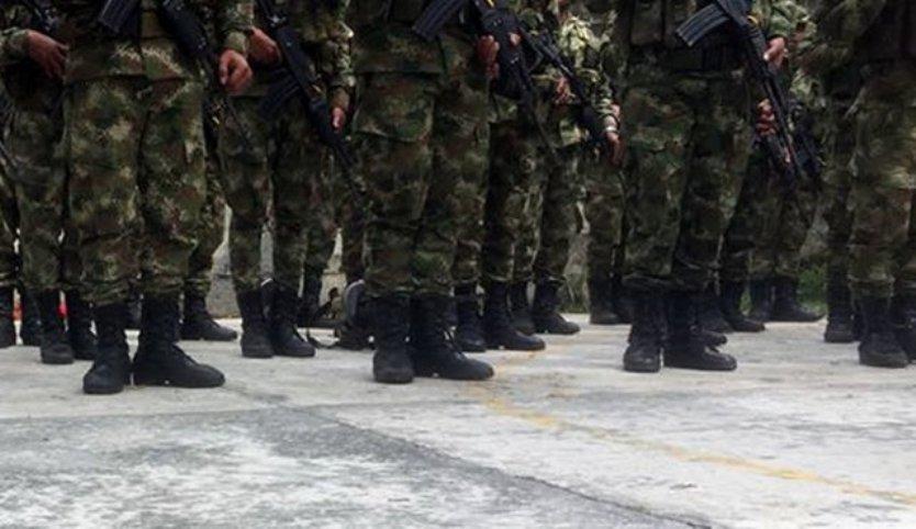 Hombres armados atacaron una unidad militar en Teorama, Norte de Santander