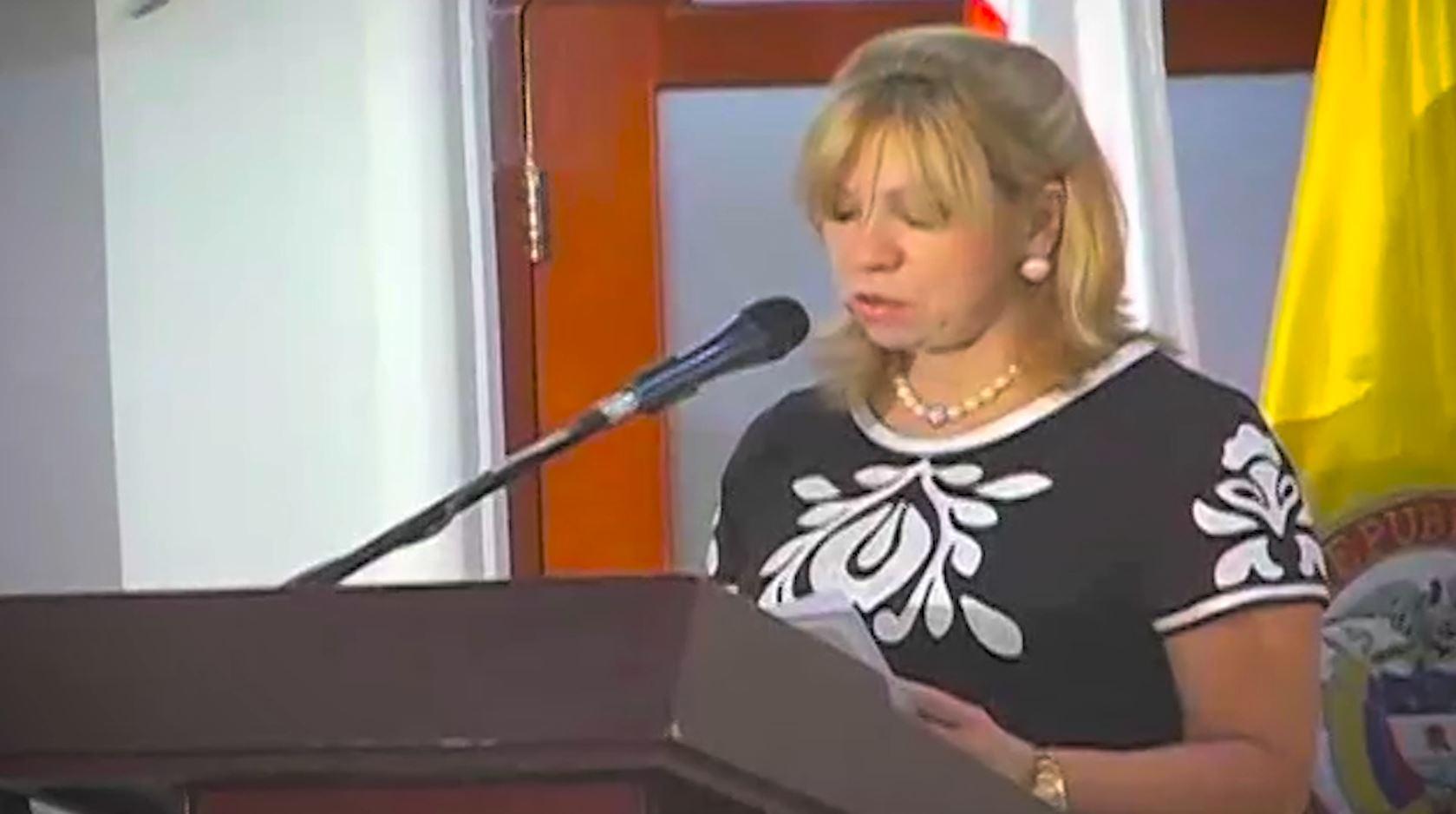 Fiscalía acusó a Silvia Gette por homicidio del ganadero Fernando Cepeda