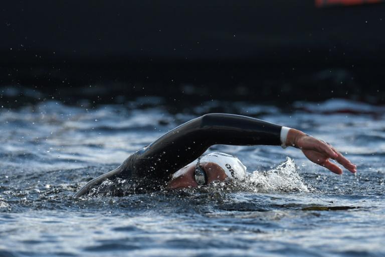 Ross Edgley pasó 157 días en el agua y sin pisar tierra