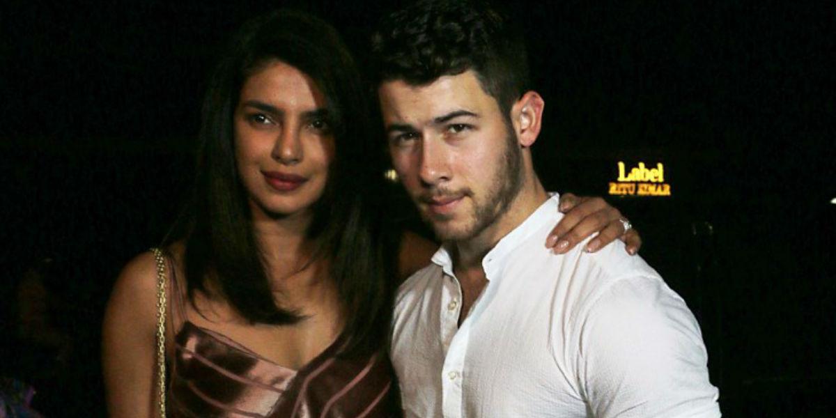 "Todo listo para la lujosa ""boda del año"" de Nick Jonas y Priyanka Chopra"