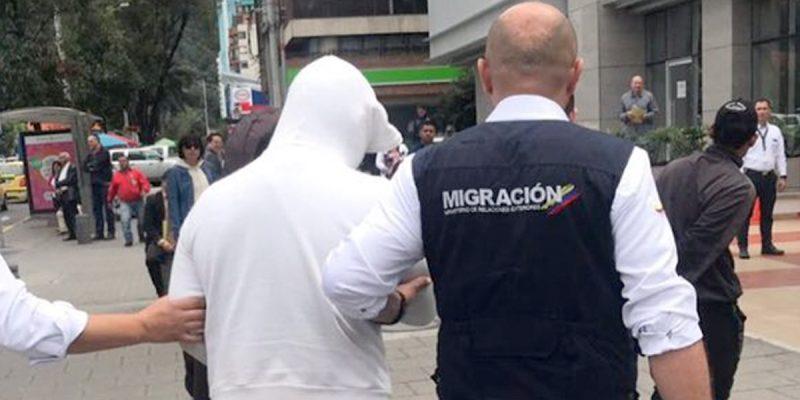 Migración Colombia expulsó a militar venezolano que tenía 25 pasaportes