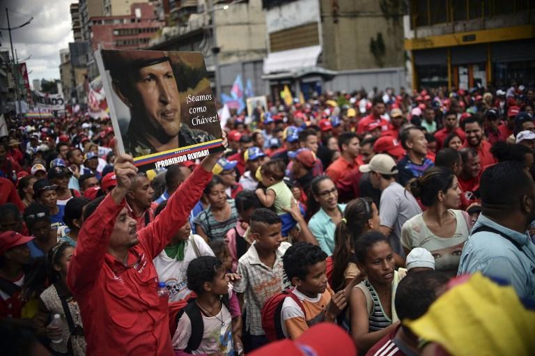 Oficialismo venezolano arrasa en elecciones de concejales