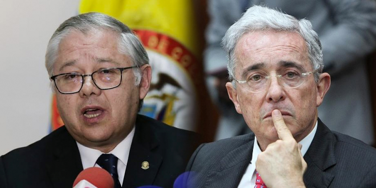 El rifirrafe entre José Luis Barceló y Álvaro Uribe