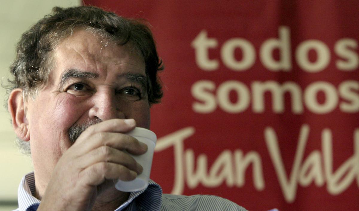 Murió Carlos Sánchez, quien personificó a Juan Valdez por 37 años