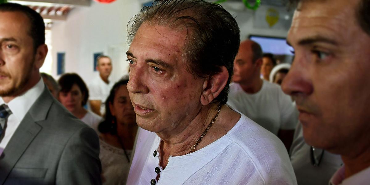 Curador espiritual brasileño acusado de abusos sexuales clama su inocencia