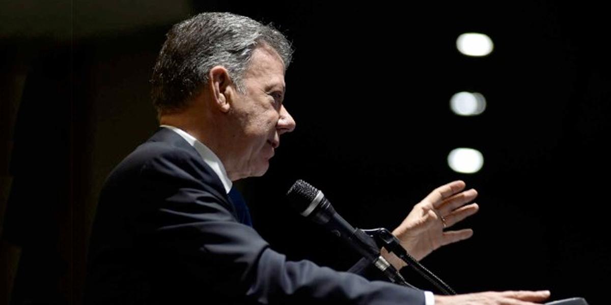 La tarea más difícil según Juan Manuel Santos — Seguir construyendo paz