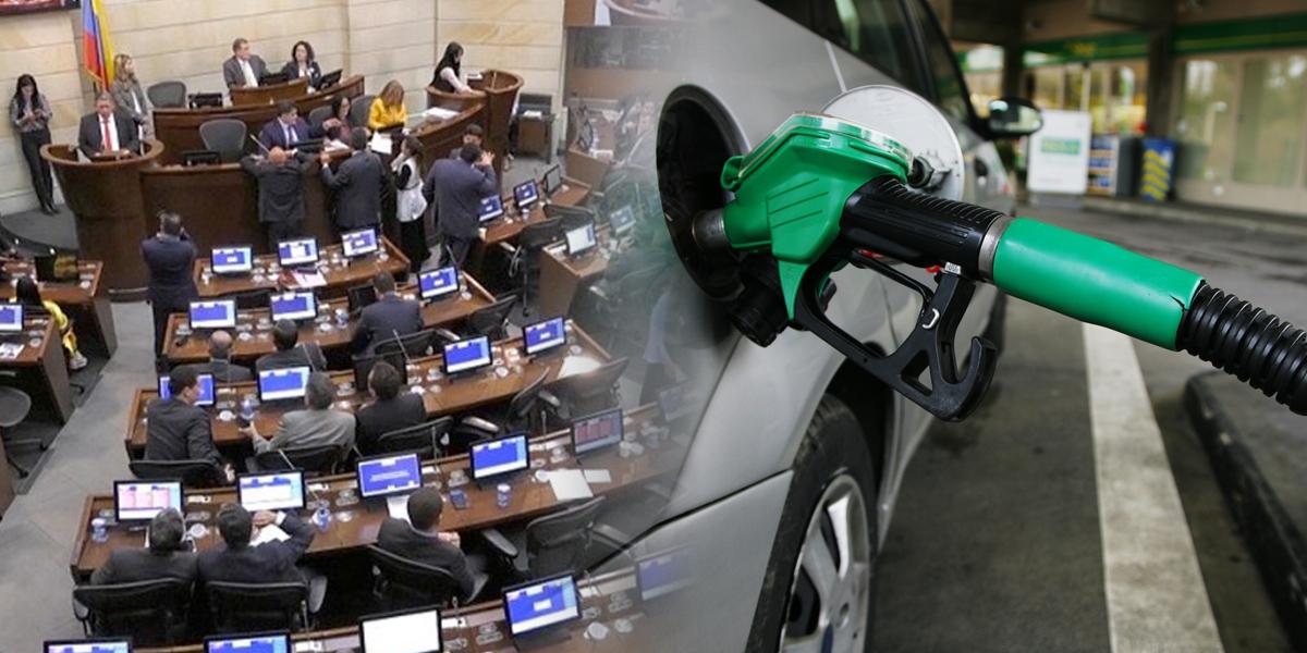 Colombia tiene el precio de la gasolina más alto de su historia