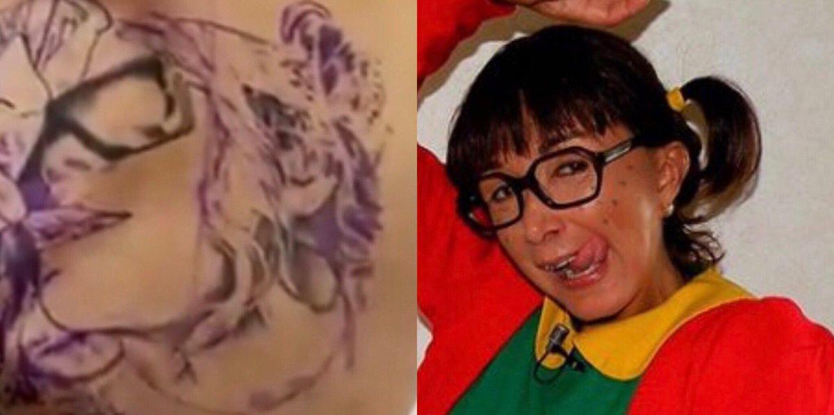 En redes sociales se burlan de Anuel AA por el tatuaje que se hizo de Karol G