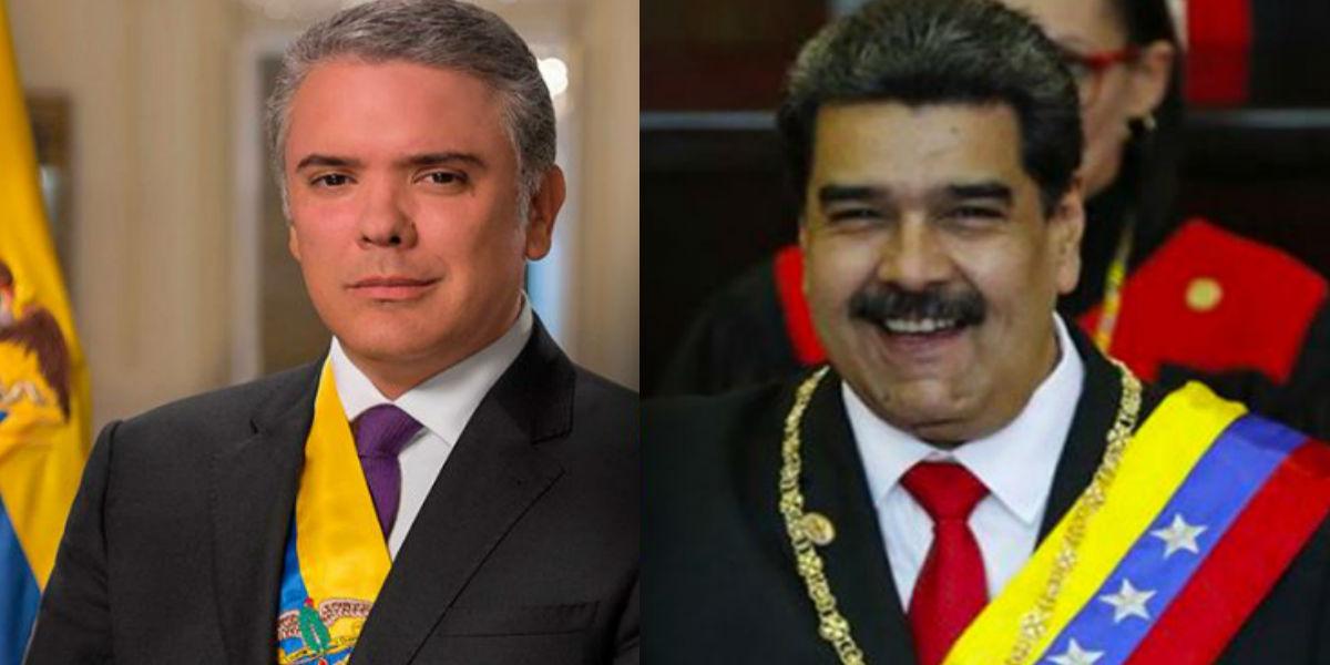 """""""El Ejército de Bolívar, no el del Capitán América"""": Maduro se burla del presidente Duque"""