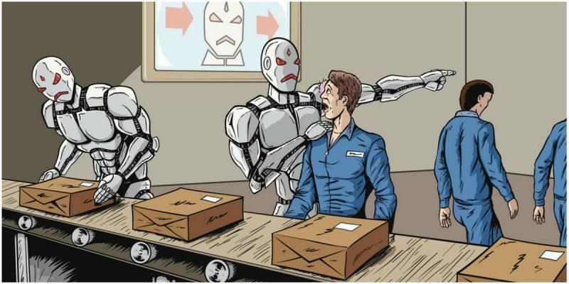 empleos trabajos que sobrevivirán a los robots inteligencia artificial