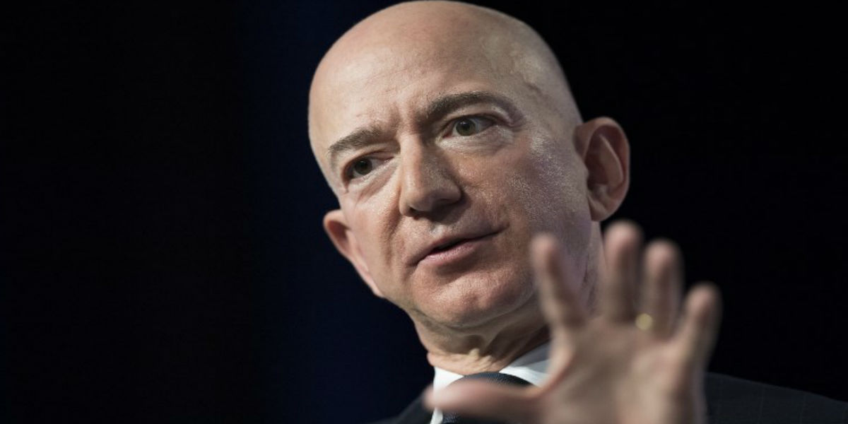 Jeff Bezos, el hombre más rico del mundo, anunció su divorcio