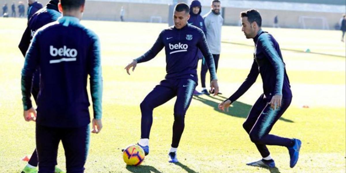 Barcelona confirma formación para enfrentar a Levante por Copa del Rey