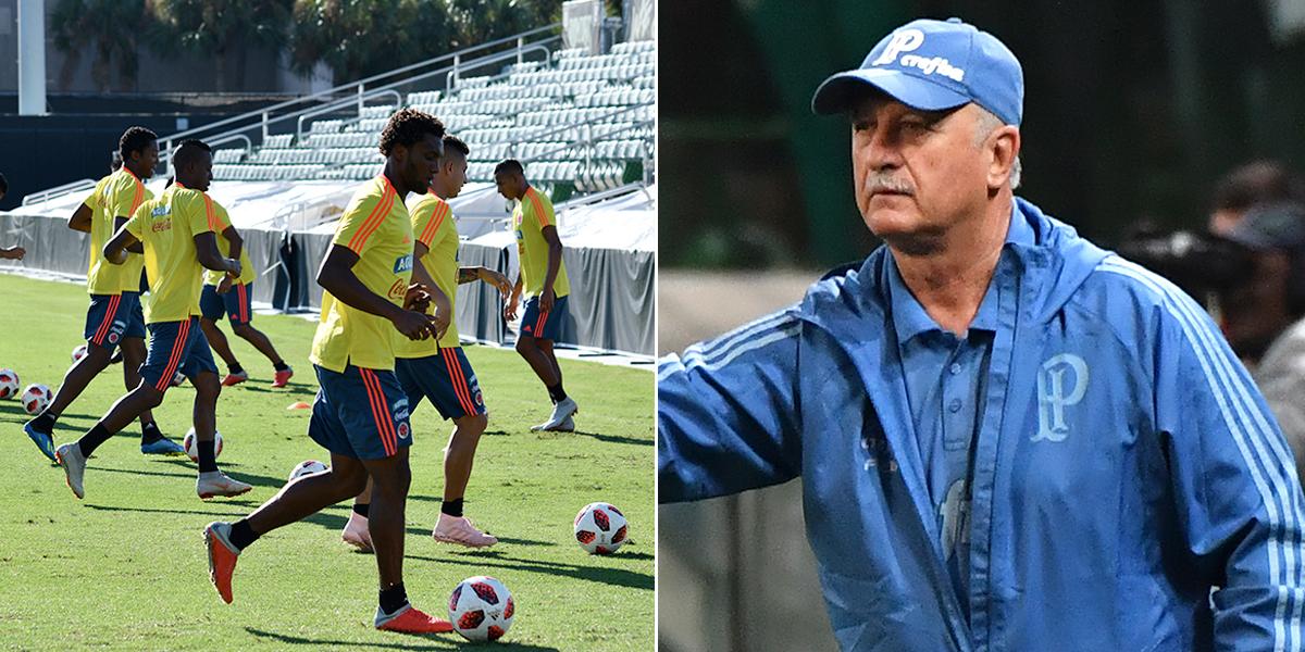 Desmienten ofrecimiento a Scolari para ser técnico de la Selección Colombia