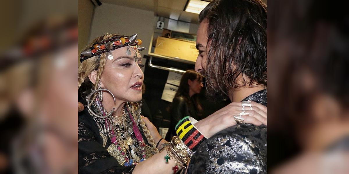 Selena Gómez le dijo no a Maluma, pero Madonna dijo sí y cantarían juntos