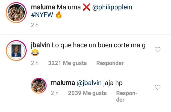 El encuentro de Maluma y Paris Hilton enciende las redes