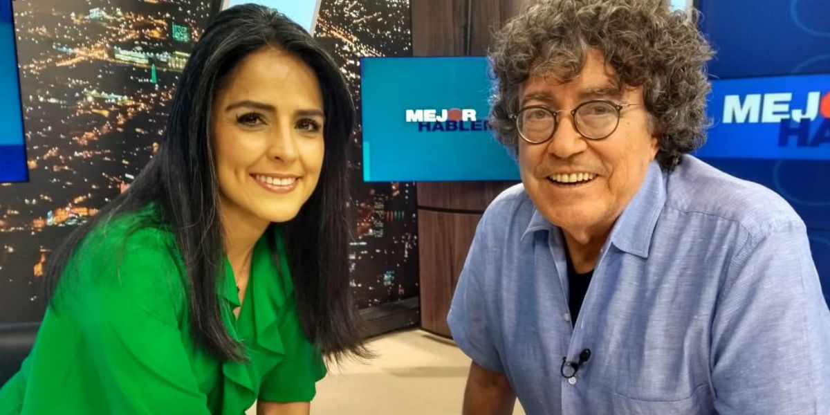 """Las fuertes críticas a Claudia Palacios por su columna a los venezolanos """"Paren de parir"""""""