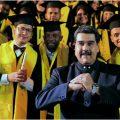 concierto hands off nicolas maduro venezuela