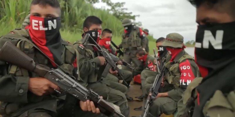 Políticos colombianos piden a Eln cese unilateral al fuego