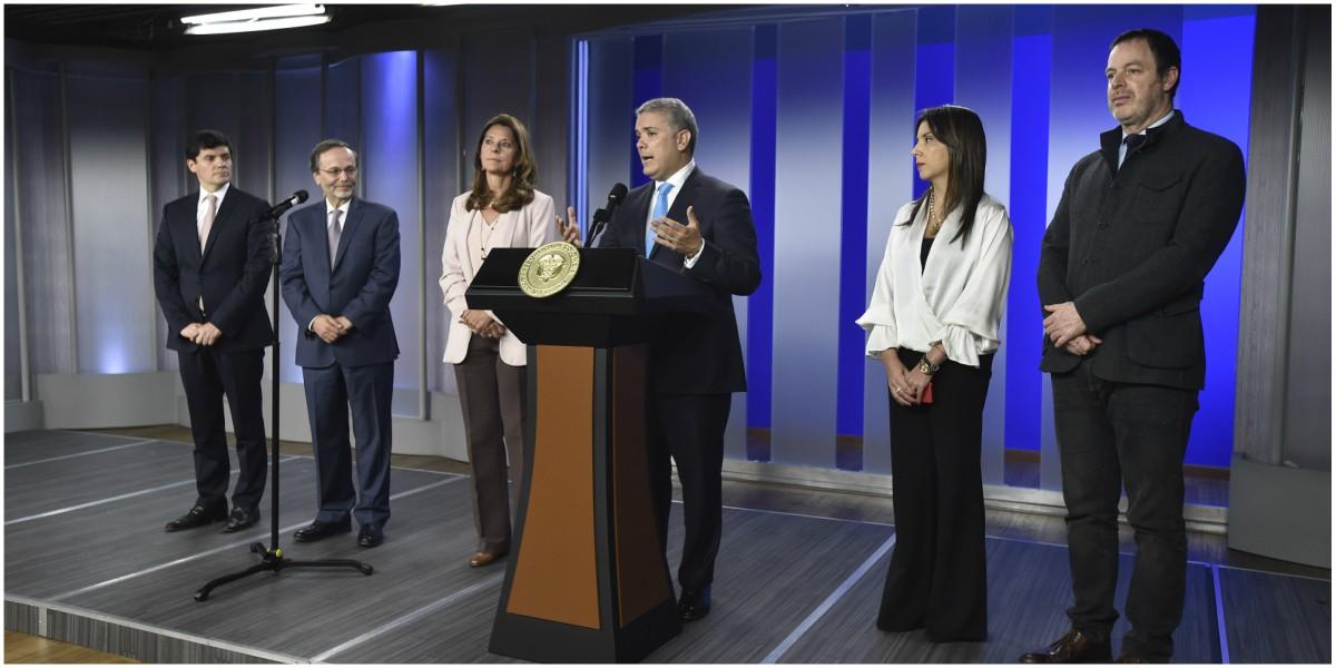 presidente ivan duque anuncia feria dellibro 2019 colombia pais invitado