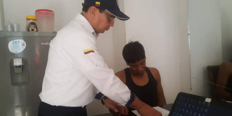 Cae venezolano buscado por Interpol
