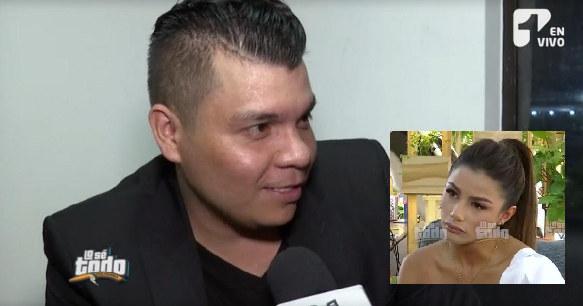 Alzate se pronuncia por primera vez sobre revelaciones de su relación extramatrimonial