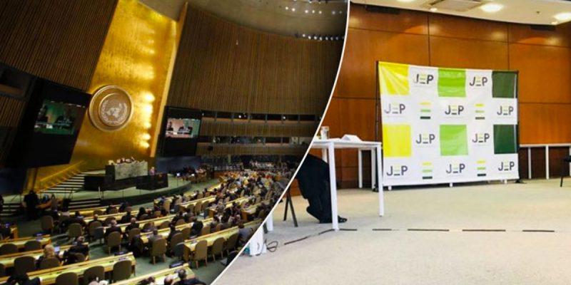 ONU reiteró el llamado a promulgar Ley de la JEP