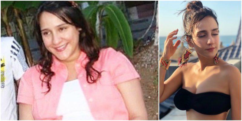 cecilia chichila navia fotos antes y despues