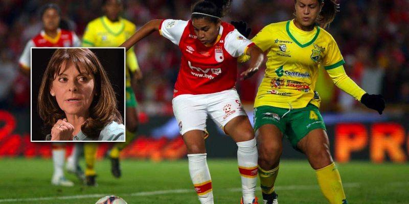 Se salva la Liga Profesional Femenina de fútbol en Asamblea de Dimayor