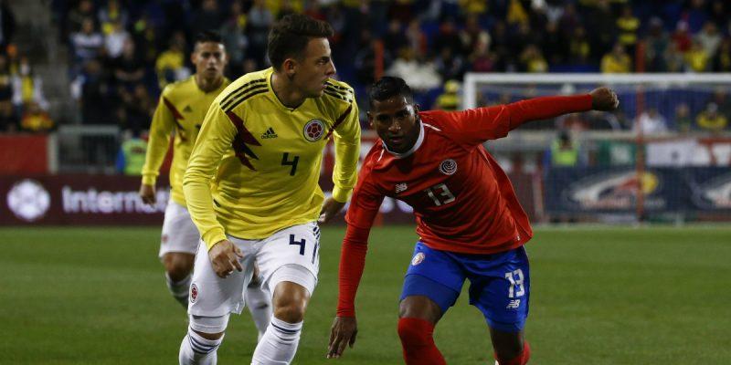 Luis Manuel Orejuela reemplaza a Arias en la Selección