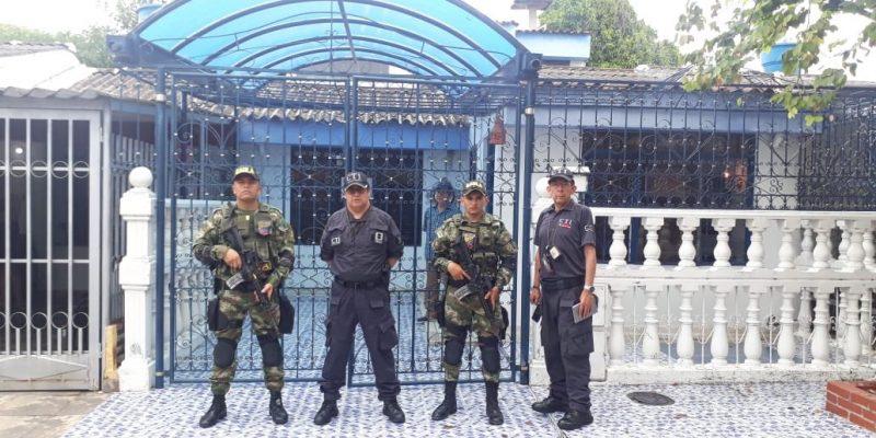 Incautaron 19 bienes a testaferros de las FARC