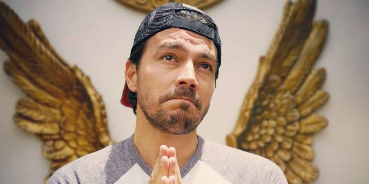 El conmovedor mensaje de Luciano D'Alessandro a los colombianos