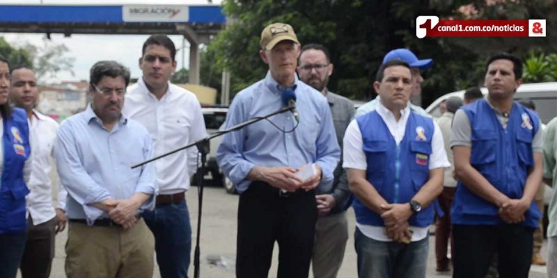 Habrá que considerar milicia de EE UU para dar ayuda humanitaria — Scott
