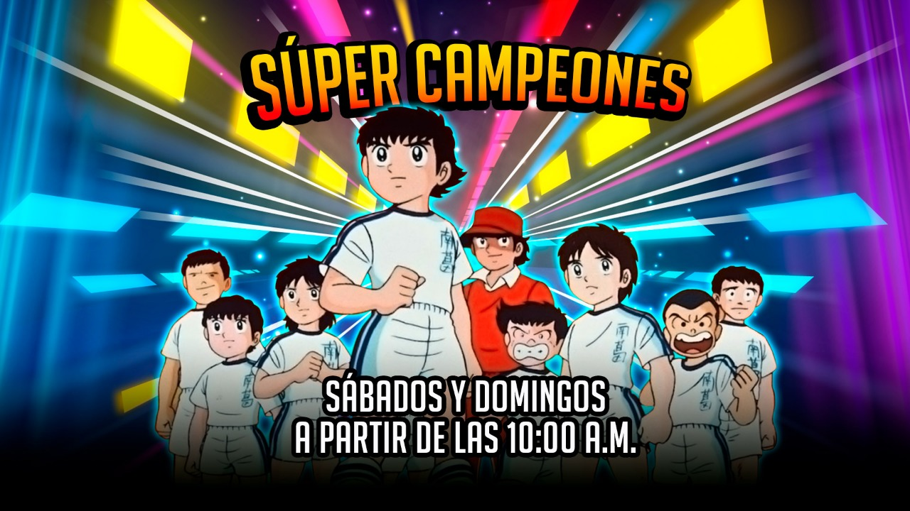 super campeones horario canal 1