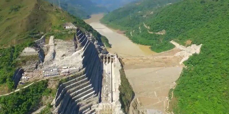 Evacuados 105 trabajadores por infiltraciones de agua — Hidroituango