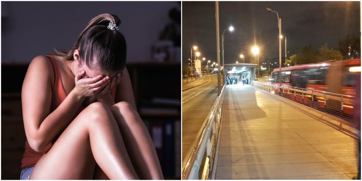 mujer 20 años abusada en transmilenio relato