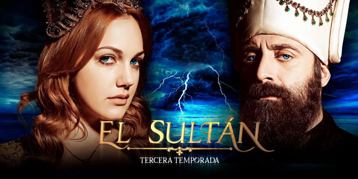 El Sultán la serie turca que se transmite en Canal 1