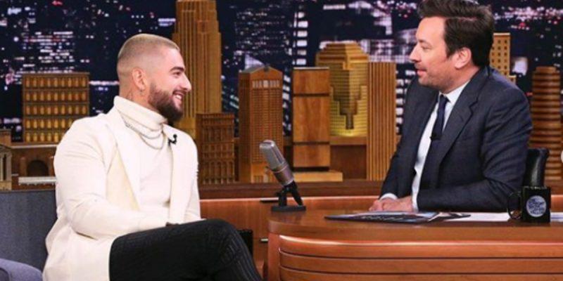 Maluma confiesa que quiere todo con Justin Timberlake
