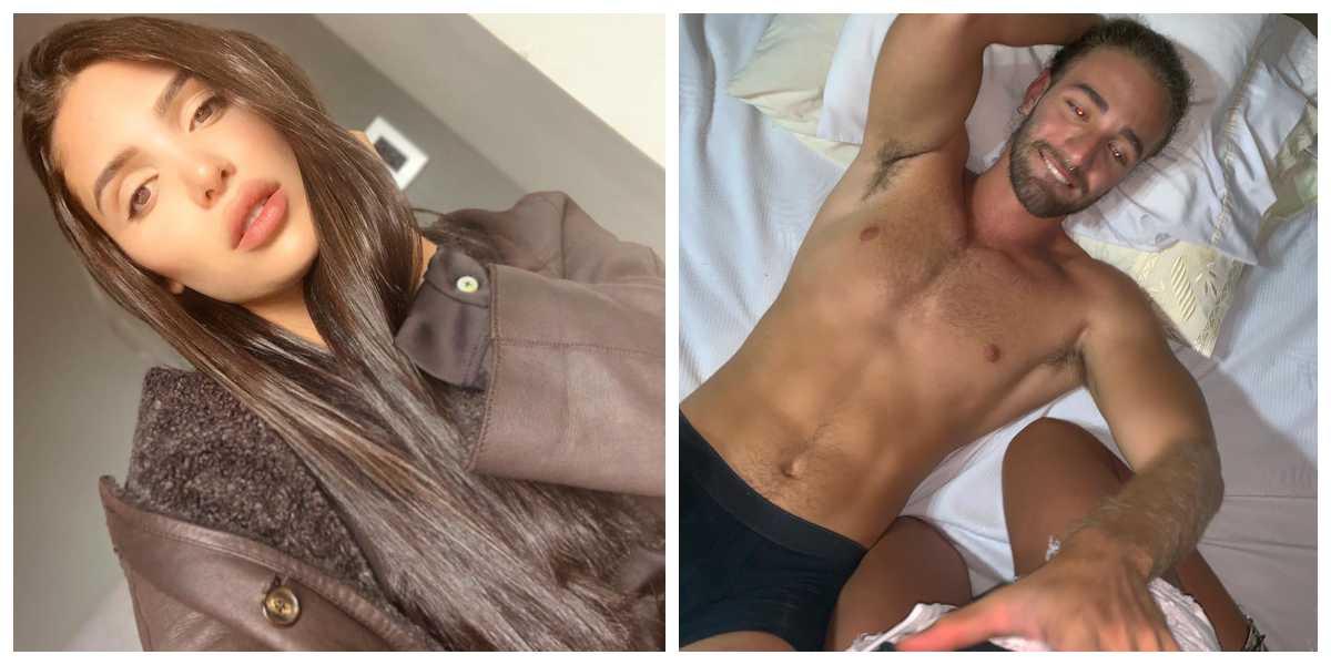 Mara Cifuentes le reclama a su ex por qué, después de los 'cachos', sigue subiendo fotos íntimas con ella