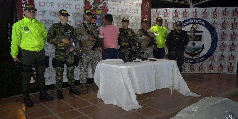 Cabecilla del ELN muere en combate en Colombia