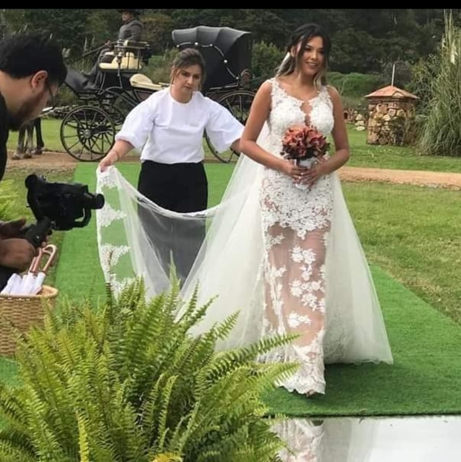 laura moreno matrimonio boda