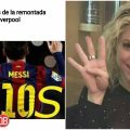 mejores memes eliminacion barcelona liverpool champions league