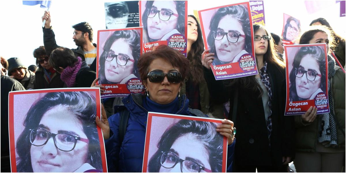 Özgecan crimen turquia fatmagul