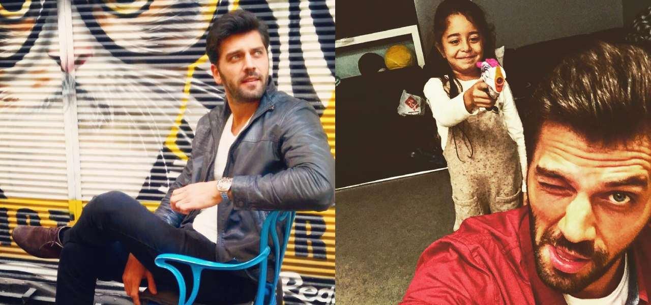 Lo que no sabías de Can Nergis, actor que interpreta a Alí Arhan en Todo por mi hija