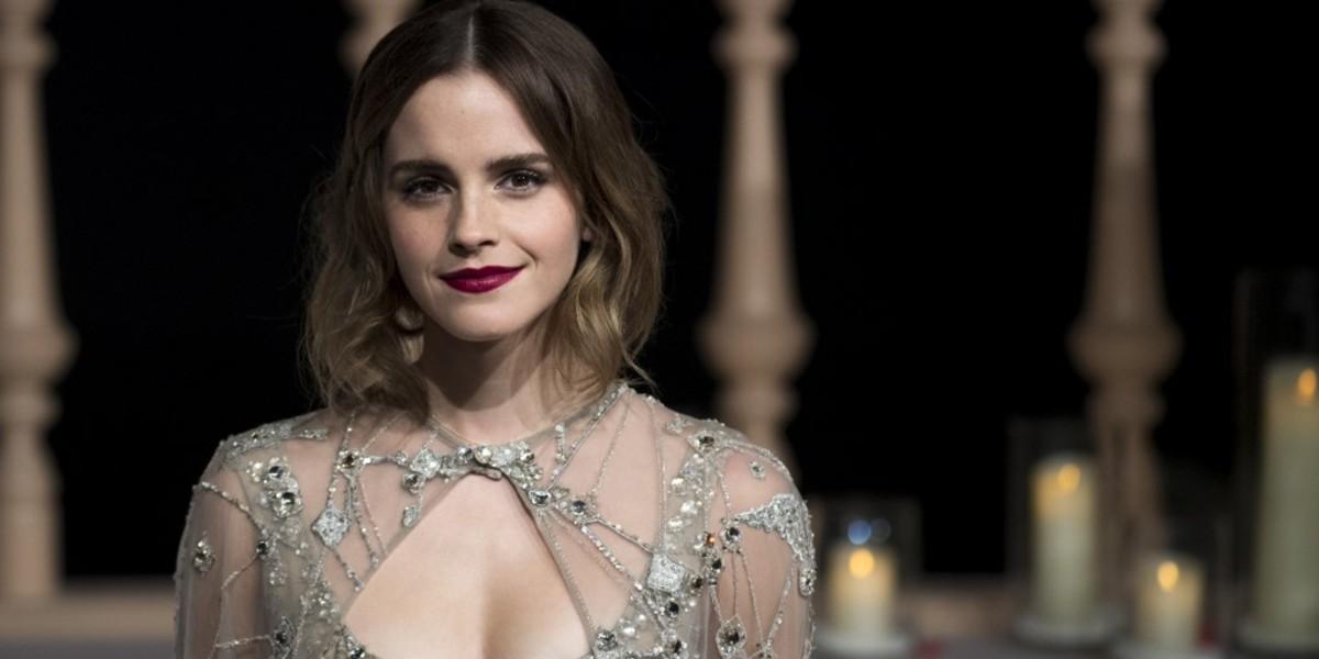 Emma Watson deslumbró a todos luciendo un sexy bikini