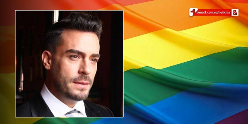 Famoso actor colombiano confiesa que es gay