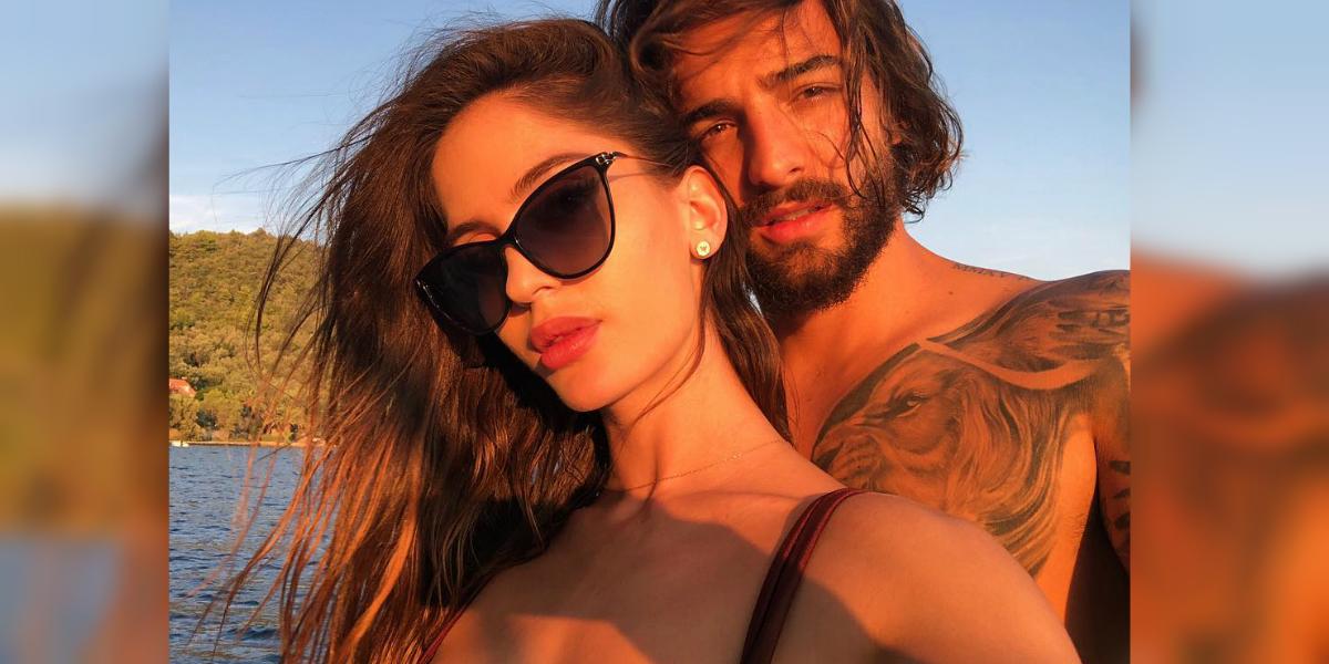 Mientras Maluma se mete en nuevo romance, le envía tierno mensaje a su 'ex'