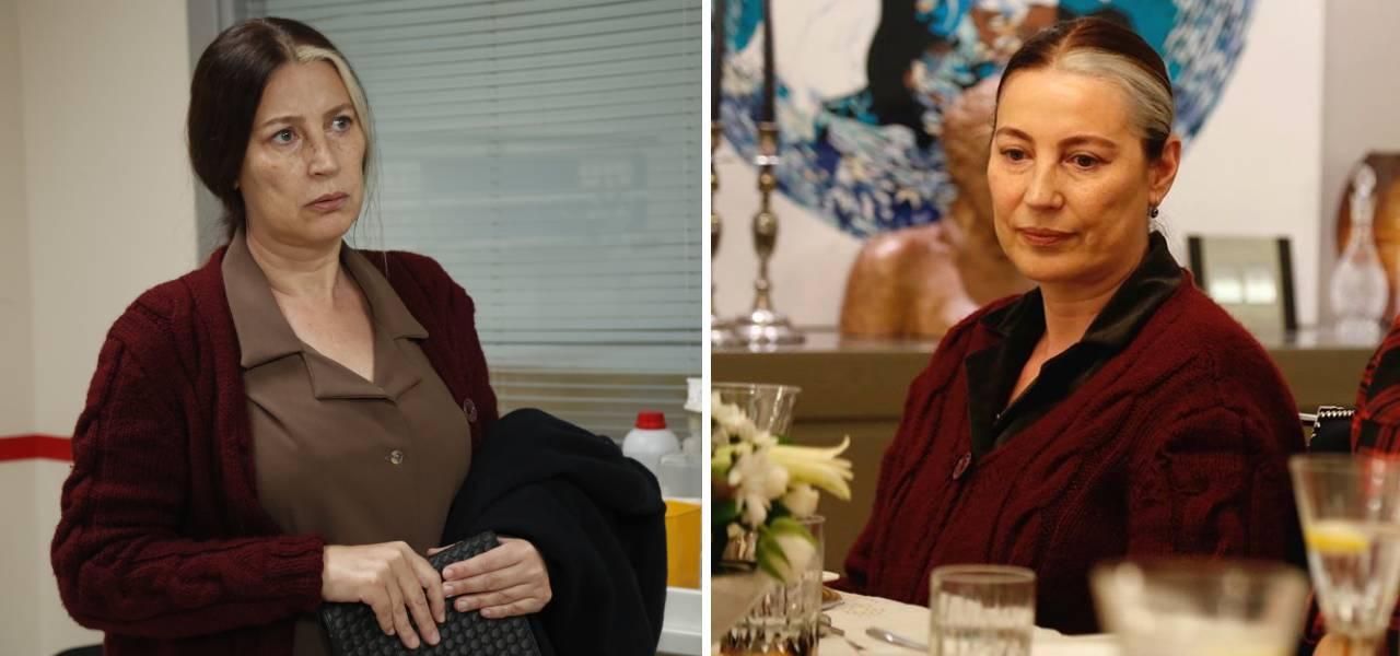 Vahide Perçin, actriz que interpreta a la 'señora Torpe' en 'Todo por mi hija', le ganó al cáncer
