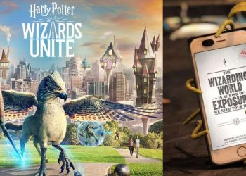 Wizards Unite, la aplicación de Harry Potter ya está disponible